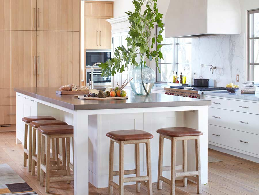 Portfolio image of kitchen