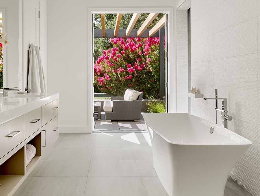 Portfolio image of bathroom
